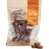 Momentum Freeze-Dried Duck Neck for Dogs & Cats, 4-oz Bag
