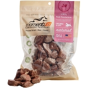 Momentum Freeze-Dried Pork Tenderloins Dog & Cat Treats, 4-oz Bag