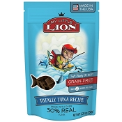 My Little Lion Totally Tuna Recipe Soft Cat Treats, 5.29-oz Bag