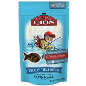 My Little Lion Totally Tuna Recipe Soft Cat Treats, 2.65-oz Bag