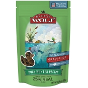 My Little Wolf Duck Hunter Recipe Grain-Free Dog Treats, 5.29-oz Bag