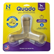 N-Bone USA Quado Pumpkin Flavored Dog Treat, Large