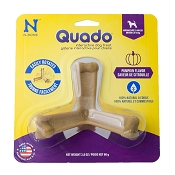 N-Bone USA Quado Pumpkin Flavored Dog Treat, Medium