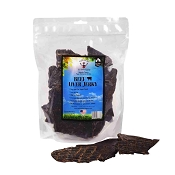 Natural Cravings USA Beef Liver Jerky Dog Treats, 16-oz Bag
