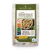 Nature's Variety Instinct Raw Market Chicken Recipe Meal Blends Freeze-Dried Dog Food, 1-lb bag