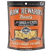 Northwest Naturals Raw Rewards Freeze-Dried Wild-Caught Salmon Dog & Cat Treats