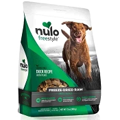 Nulo Freestyle Freeze Dried Duck with Pears Dog Food, 13-oz Bag