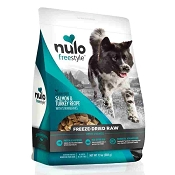 Nulo Freestyle Freeze Dried Salmon & Turkey Dog Food, 13-oz Bag