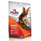 Nulo Freestyle Grain-Free Trainers Turkey Recipe Dog Treats, 4-oz bag