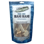 OC Raw Freeze-Dried Mahi Mahi Dog Treats, 3.2-oz Bag