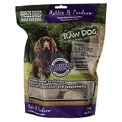 OC Raw Freeze-Dried Rabbit & Produce Sliders Dog Food, 14-oz Bag
