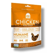 Open Farm Dehydrated Chicken Dog Treats, 4.5-oz Bag