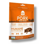 Open Farm Dehydrated Pork Dog Treats, 4.5-oz Bag
