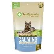 Pet Naturals of Vermont Calming Cat Chews