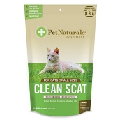 Pet Naturals of Vermont Clean Scrat Cat Chews