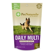 Pet Naturals of Vermont Daily Multi Dog Chews, 30 Count