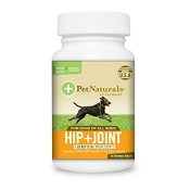 Pet Naturals of Vermont Hip + Joint Dog Supplement, 90 Chewable Tablets