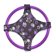 PetProjekt HydroRing Dog Toy, Purple