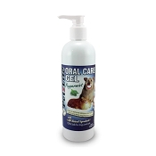 Petzlife Tickz Peppermint Oral Care Gel for Dogs, 12-oz Bottle