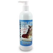 Petzlife Tickz Salmon Oral Care Gel for Dogs, 12-oz Bottle