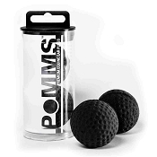 POMMS Premium Equine Ear Plugs for Horses, Black