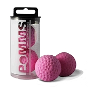 POMMS Premium Equine Ear Plugs for Horses, Pink
