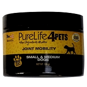 PureLife 4 Pets Joint Mobility Soft Chews Dog Supplement, Small