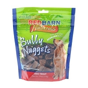 Redbarn Bully Nuggets Dog Treats, 3.9-oz bag