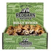 Redbarn Braided Bully Stick Dog Treat, 12-Inches