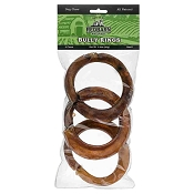 Redbarn Bully Rings Pack Dog Treats, 3 Count
