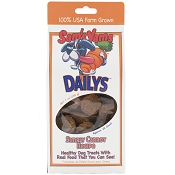 Sam's Yams Daily's Simply Carrot Recipe Dog Treats, 7-oz Box