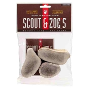 Scout & Zoe's Elk Antler Canine Cookies for Dogs