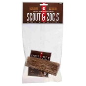 Scout & Zoe's Elk Antler for Dogs, Large