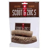 Scout & Zoe's Split Elk Antler for Dogs
