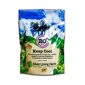 Silver Lining Herbs 20 Keep Cool Equine Calming Supplement,1-lb
