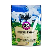 Silver Lining Herbs 24 Immune Support Equine Supplement, 1-lb