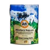 Silver Lining Herbs 28 Pituitary Support Equine Supplement, 1-lb