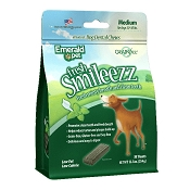 Smart n Tasty Fresh Smileezz Dog Treats 12-oz, Medium