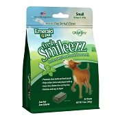 Smart n Tasty Fresh Smileezz Dog Treats 12-oz, Small