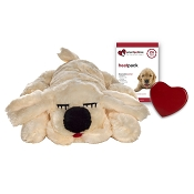 Smart Pet Love Golden Snuggle Puppy Behavioral Aid Toy