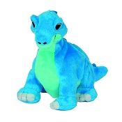 Smart Pet Love Tender-Tuff Baby Blue Dino Dog Toy
