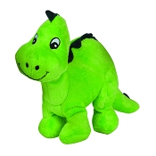 Smart Pet Love Tender-Tuff Big Green Dino Dog Toy