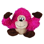 Smart Pet Love Tender-Tuff Shaggy Pink Gorilla Dog Toy