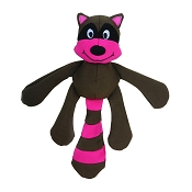 Smart Pet Love Tender-Tuff Flappy Raccoon Dog Toy