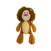 Smart Pet Love Tender-Tuff Hairy Lion Dog Toy