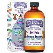 Sovereign Silver Immune Support for Pets Dropper, 16-oz Bottle