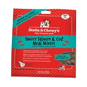 Stella & Chewy's Savory & Cod Meal Mixers Freeze-Dried Dog Food Topper, 18-oz Bag