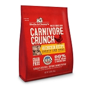 Stella & Chewy's Carnivore Crunch Cage-Free Chicken Recipe Freeze-Dried Raw Dog Treats, 3.25-oz bag