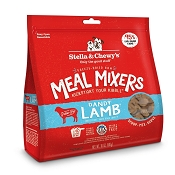 Stella & Chewy's Dandy Lamb Meal Mixers Freeze-Dried Raw Dog Food Topper, 18-oz Bag