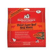 Stella & Chewy's Stella's Super Beef Meal Mixers Freeze-Dried Dog Food Topper, 18-oz Bag